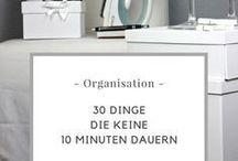 Organisationsprojekte
