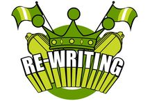 Reasons Why Authors Needs To Rewrite / The Importance of Rewriting by Caroline Finnerty