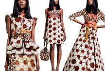 African-Textile Fashion / This board features African-print clothing & accessories.  African fabrics are eye-catching and unique; when made into clothing, it renders a beautiful creation.