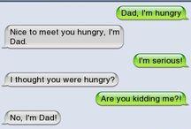 Texts / Hahahahaha