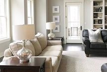 Love of Neutrals / Decor to Inspire Lovers of a Neutral Color Pallet. Earthy tons to create a conformable, zen, minimalist space.