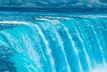 aNiagara falls
