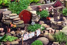 Fairy gardens / by Amy Follis