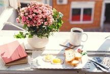Food - Breakfast/Tea Time