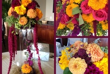 Flowers by Shamay Wedding flowers