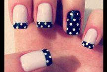 maquiage de uñas