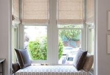 Bay Window Ideas / bay window ideas on the cheap!
