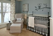 Nursery and Baby / for Zachary