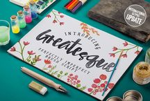 Typography/Design