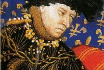1380 à 1422 SOUS CHARLES VI