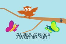 June 2014 (Clubhouse Pirate Adventure Part 1)