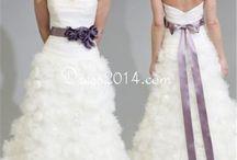 Wedding dress ideas / Ideas for my wedding dress