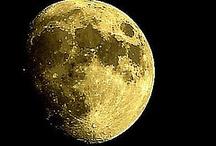 The Moon / by Tony Mauk
