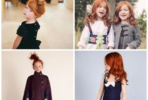Redhead Kids / We've collected some of the cutest redhead photos of kids and they will make your heart melt. #redheadkids #redhair / by How To Be A Redhead