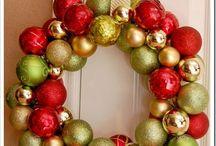Ornament Wreath / Do it yourself