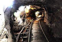 Aranybánya Afrikában / gold, bánya, arany kitermelés, Afrika, Mali