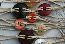 button crafts / by Stacey Keller