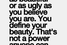 Mindful Beauty / Celebrate the beauty of YOU! Every woman is beautiful in her own unique way - believe it, embrace it and celebrate it - every day. xo