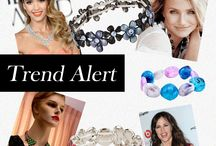 Trend Alert / The latest trends in jewellery