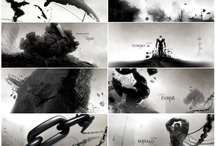 Title Sequences / Compositing AE Assignment Inspiration (Sem 3)