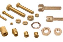 Brass Nuts / We shall be pleased to develop Non-Standard bolts nuts screws studs fixings wood screws machine screws fasteners as per specific requirements of customers.