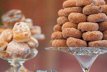   Cakes + Dessert  