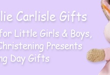 Ellie Carlisle Gifts - Baby Christening Gifts / Celebrate a Christening or Naming Day with our beautiful range of  Silver Keepsake Gifts for Boys and Girls