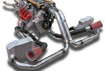 moteur turbo voiture