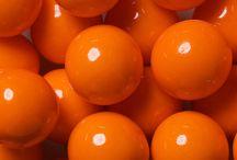 Arancione / Il colore del sole