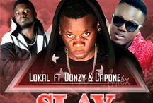 Lokal (Ft) Donzy, Capone - Slay (Prod by. A.b.e)