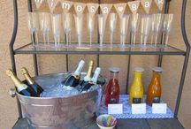 bridal party ideas / by Jenny Ragland