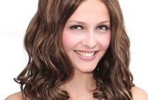 Full Lace Wigs / Full lace human hair wigs