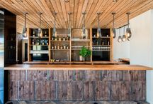 Design of loft hostel