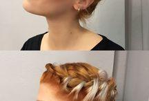 Beautiful hair ••lovly hair color •• ️www.edensalon.it  Italy Padova