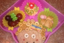 Kid food / by Kaityy Angelski