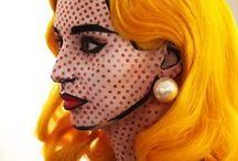 Maquillaje carnaval - Carnival makeup