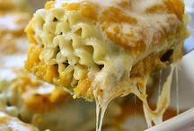 Pasta / Savoury