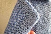 тонкости в вязании