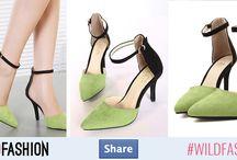 Pantofi / Alege dintr-o colectie numeroasa si variata de pantofi dama, perechile care te reprezinta. Avem modele pentru toate gusturile la preturi speciale.