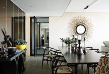 Kings Cross Apartment / Set in the heart of Kings Cross, AB&A were engaged to maximise the spectacular views while also transforming this penthouse into a more contemporary lifestyle space.