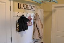 Laundry room / by Kelli Ceprish