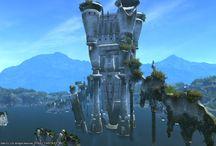 FF14 Eorzea / Screenshots from Final Fantasy 14