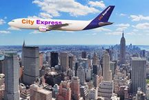 City Express Fraud / City Express established express distribution which is the industry's brand company, providing fast and consistent delivery to more than 100 countries.