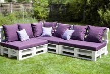 мебель из палет