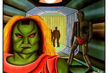 Science Fiction Galerie Animabulle / Les dessins de science fiction du site animabulle.com