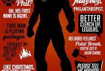 Comics! / I love me some comics! :D
