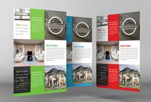 real estate marketing TEMPLATES / by angie weldon