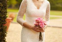 vestidos de noiva curto