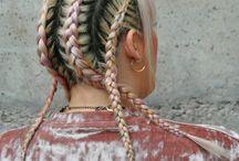 hair trecce