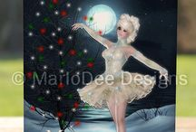 Print Your Own Greeting Cards - Christmas Cards / These are DIGITAL files you purchase and print from your own printer. I designed them in such a way that all you need is a color printer, cardstock (paper of your own choice - you DON'T need special greeting card paper) and around $2.00 or less! Just purchase - download the digital file - NO unzipping required - print out the card - cut the graphic/card out and fold in half! Please promote my digital print your own greeting cards - SUPPORT SMALL BUSINESSES! :)